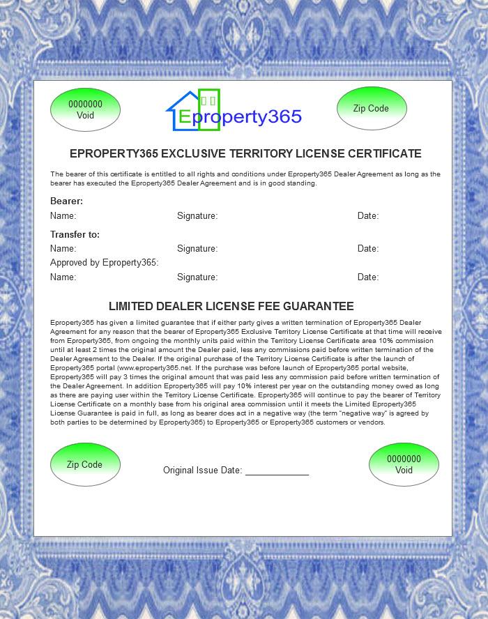 Dealer Limited Guarantee